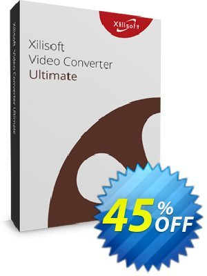 Xilisoft Video Converter Ultimate 7 Coupon discount Coupon for 5300 -
