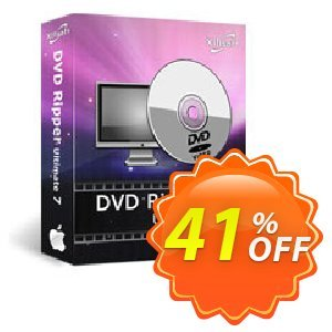 Xilisoft DVD Ripper Ultimate for Mac 優惠券,折扣碼 Xilisoft DVD Ripper Ultimate for Mac awesome deals code 2021,促銷代碼: Discount for Xilisoft coupon code