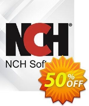VideoPad Video Editor Coupon discount NCH coupon discount 11540 - Save around 30% off the normal price