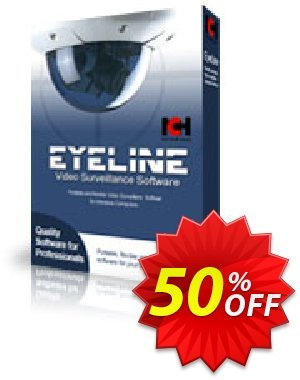 Eyeline Video Surveillance Software - Enterprise Coupon, discount NCH coupon discount 11540. Promotion: Save around 30% off the normal price