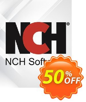 Switch Plus Audio File Converter 優惠券,折扣碼 NCH coupon discount 11540,促銷代碼: Save around 30% off the normal price