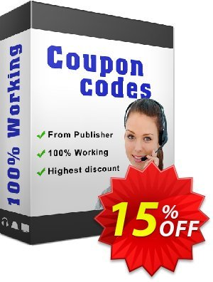 iBarcoder (PC) Coupon, discount Cristallight (11839). Promotion: Cristallight discount codes