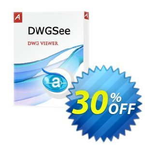 DWGSee DWG Viewer Pro Coupon, discount 25% AutoDWG (12005). Promotion: 10% Discount from AutoDWG (12005)