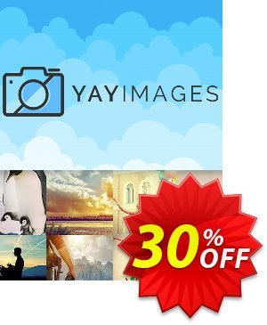 Yay Images Subscriptions Monthly Coupon, discount 30% OFF Yay Images Subscriptions Monthly, verified. Promotion: Impressive deals code of Yay Images Subscriptions Monthly, tested & approved