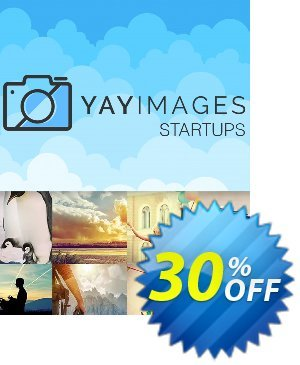 Yay Images Startups Solo Plan Coupon, discount 30% OFF Yay Images Startups Solo Plan, verified. Promotion: Impressive deals code of Yay Images Startups Solo Plan, tested & approved