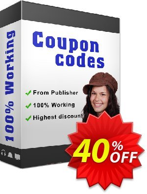 Alo RM to MP3 Converter Coupon, discount 40PecentOffer_new. Promotion:
