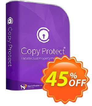 Copy Protect Coupon discount IVoiceSoft coupon. Promotion: Claim Copy Protect promotion code