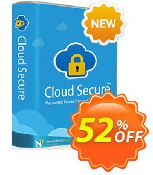 Cloud Secure 優惠券,折扣碼 IVoiceSoft coupon,促銷代碼: Cloud Secure discount