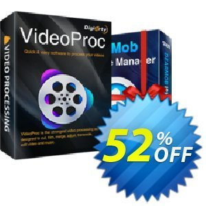 VideoProc (Family License for 2-5 PCs) Coupon, discount 52% OFF VideoProc (Family License), verified. Promotion: Exclusive promo code of VideoProc (Family License), tested & approved