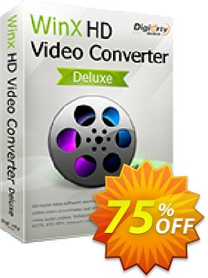 WinX HD Video Converter Deluxe discount coupon 65% OFF WinX HD Video Converter Deluxe, verified - Exclusive promo code of WinX HD Video Converter Deluxe, tested & approved