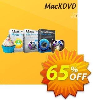 MacX Media Management Bundle Coupon, discount MacX Media Management Bundle Big promotions code 2021. Promotion: Big promotions code of MacX Media Management Bundle 2021