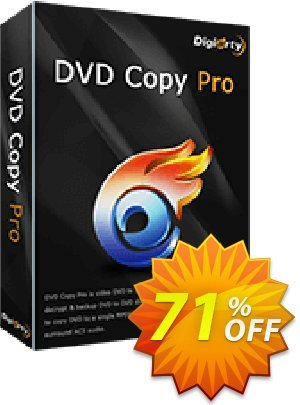 WinX DVD Copy Pro Coupon, discount Special Offer for softwarediscounts. Promotion: 50% off for WinXDVD, DRP, DELUXE, DCP, DRM, MC