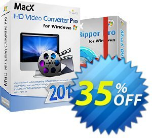 MacX HD Video Converter Pro for Windows Coupon discount Promotion of HD Video Converter Pro coupon discount, Windows. Promotion: HD Video Converter Pro coupon discount