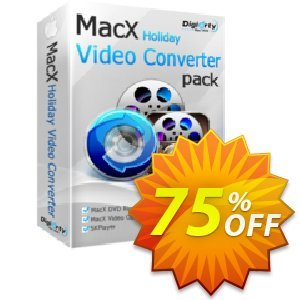 MacX Holiday Gift Pack Coupon, discount 特価セット割引. Promotion: big offer code of MacX Holiday Gift Pack 2021
