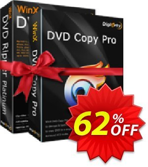 WinX DVD Backup Software Pack for 1 PC (Exclusive Deal) 優惠券,折扣碼 WinX DVD Backup Software Pack for 1 PC (Exclusive Deal) fearsome discount code 2020,促銷代碼: fearsome discount code of WinX DVD Backup Software Pack for 1 PC (Exclusive Deal) 2020