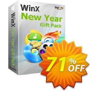 WinX New Year Special Pack (for 2-5 PCs) Coupon, discount Holiday Promo. Promotion: Fearsome discount code of WinX Halloween Special Pack | for 2-5 PCs 2021