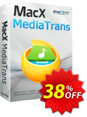 MacX MediaTrans Coupon, discount MediaTrans discount code. Promotion: MediaTrans coupon unlimited coupon: MXMT