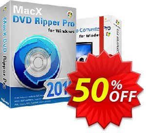MacX DVD Ripper Pro for Windows (1 year) discount coupon MacX DVD Ripper Pro for Windows (1 Year License) stirring promotions code 2020 - MacX DVD Ripper Pro Windows discount for 1 Year License