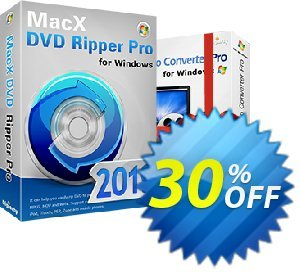 MacX DVD Ripper Pro for Windows Lifetime Coupon discount MacX DVD Ripper Pro for Windows (Lifetime License) coupon code 2019 - MacX DVD Ripper Pro discount for Lifetime License