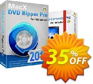 MacX DVD Ripper Pro for Windows (Family License) Coupon, discount MacX DVD Ripper Pro for Windows promotions code 2020. Promotion: MacX DVD Ripper Pro discount