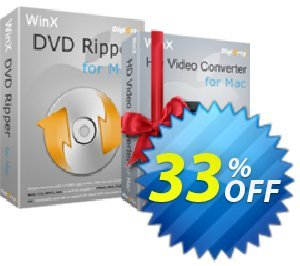 WinX DVD Ripper for Mac Lifetime 프로모션 코드 50% OFF WinX DVD Ripper for Mac Lifetime, verified 프로모션: Exclusive promo code of WinX DVD Ripper for Mac Lifetime, tested & approved