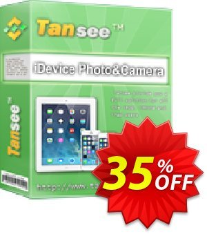 Tansee iPhone/iPad/iPod Photo&Camera Transfer Coupon, discount Tansee discount codes 13181. Promotion: 13181-3