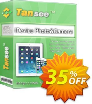 Tansee iOS Photo & Camera Transfer 優惠券,折扣碼 Tansee discount codes 13181,促銷代碼: 13181-3