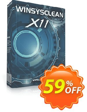 WinSysClean X9 PRO discount coupon Upgrade 63% Discount New - WinSysClean PRO coupon discount