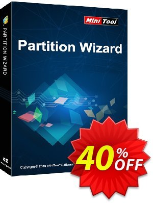 MiniTool Partition Wizard Pro Coupon discount 20% off