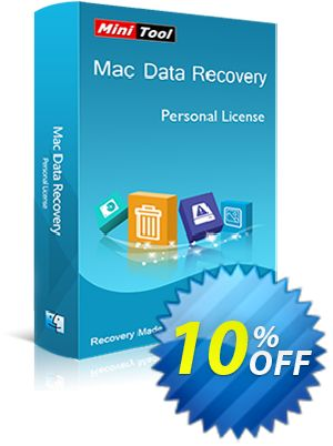 MiniTool Mac Data Recovery 優惠券,折扣碼 20% off,促銷代碼: reseller 20% off