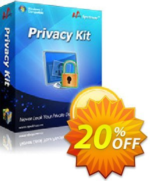 Spotmau Privacy Kit 2010 Coupon, discount Spotmau Privacy Kit 2010 stunning promo code 2019. Promotion: stunning promo code of Spotmau Privacy Kit 2010 2019