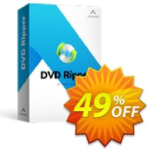 Aimersoft DVD Ripper for Windows Coupon discount 25OOF 15969 Aimersoft. Promotion: