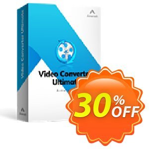 Aimersoft Video Converter Ultimate for Windows Coupon discount 25OOF 15969 Aimersoft -