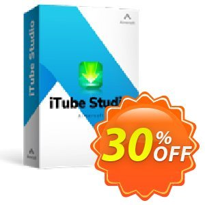 iTube Studio for Mac 優惠券,折扣碼 15969 Aimersoft discount,促銷代碼: