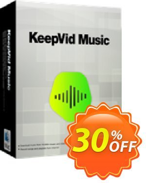 KeepVid Music for Mac 프로모션 코드 KeepVid Music for Mac hottest discount code 2020 프로모션: best deals code of KeepVid Music for Mac 2020