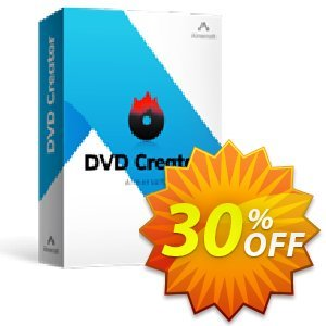 Aimersoft DVD Creator for Windows offering sales 91165 DVD Creator 30%OFF. Promotion: