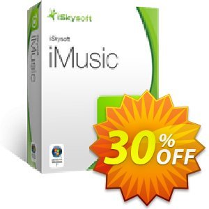 iSkysoft iMusic Coupon discount iSkysoft discount (16339) - iSkysoft music coupon discount