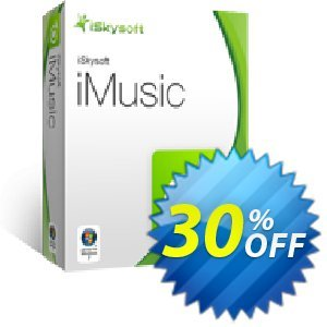 iSkysoft iMusic Coupon, discount iSkysoft discount (16339). Promotion: iSkysoft music coupon discount