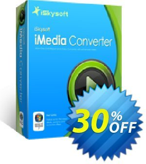 iSkysoft iMedia Converter Coupon, discount iSkysoft iMedia Converter big promo code 2020. Promotion: awful sales code of iSkysoft iMedia Converter 2020