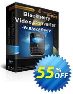 WonderFox BlackBerry Video Converter Factory Pro Coupon, discount BlackBerry Video Converter Factory Pro special promo code 2021. Promotion: special promo code of BlackBerry Video Converter Factory Pro 2021