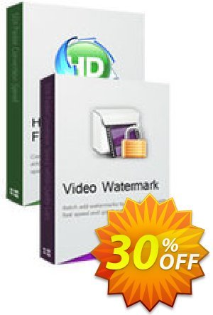 HD Video Converter Factory Pro + Video Watermark Coupon discount HD Video Converter Factory Pro + Video Watermark best discount code 2019 - best discount code of HD Video Converter Factory Pro + Video Watermark 2019