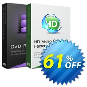 HD Video Converter Factory Pro Coupon discount HD Video Converter Factory Pro staggering promotions code 2019 - staggering promotions code of HD Video Converter Factory Pro 2019