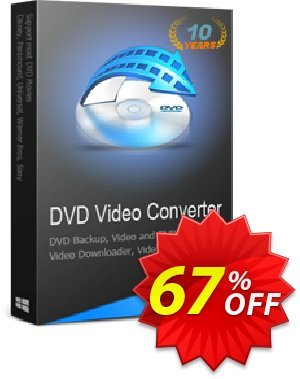 WonderFox DVD Video Converter (Family Pack 5 PCs) Coupon, discount 88% OFF WonderFox DVD Video Converter (Family Pack 5 PCs), verified. Promotion: Best promotions code of WonderFox DVD Video Converter (Family Pack 5 PCs), tested & approved