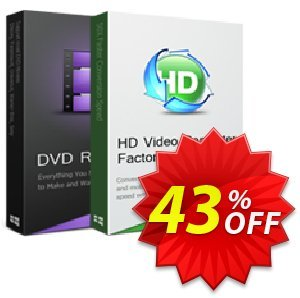WonderFox DVD Ripper Pro + HD Video Converter Factory Pro Coupon discount WonderFox DVD Ripper Pro + HD Video Converter Factory Pro awesome offer code 2020 - awesome offer code of WonderFox DVD Ripper Pro + HD Video Converter Factory Pro 2020