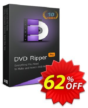 WonderFox DVD Ripper Pro discount for Family License Coupon discount WonderFox DVD Ripper Pro discount - Special discount for iVoicesoft