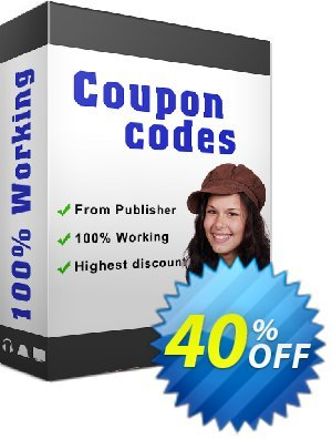 Video Watermarker Coupon, discount GLOBAL40PERCENT. Promotion: 90% Discount