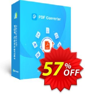 Apowersoft PDF Converter Business License Coupon, discount PDF Converter Commercial License (Yearly Subscription) big sales code 2019. Promotion: big sales code of PDF Converter Commercial License (Yearly Subscription) 2019