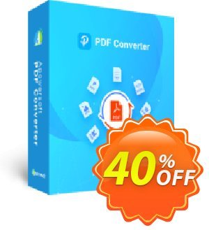 Apowersoft PDF Converter Lifetime Business Coupon, discount PDF Converter Commercial License (Lifetime) amazing promotions code 2019. Promotion: amazing promotions code of PDF Converter Commercial License (Lifetime) 2019