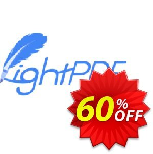 Apowersoft LightPDF Yearly Subscription Coupon, discount LightPDF Yearly Subscription amazing deals code 2019. Promotion: amazing deals code of LightPDF Yearly Subscription 2019