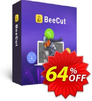 BeeCut Business Lifetime License割引コード・BeeCut Commercial License (Lifetime Subscription) marvelous offer code 2020 キャンペーン:excellent deals code of BeeCut Commercial License (Lifetime Subscription) 2020